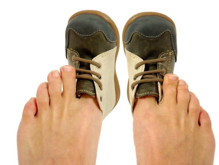 bad5929ee41078 Як розтягнути взуття в домашніх умовах, як розносити взуття