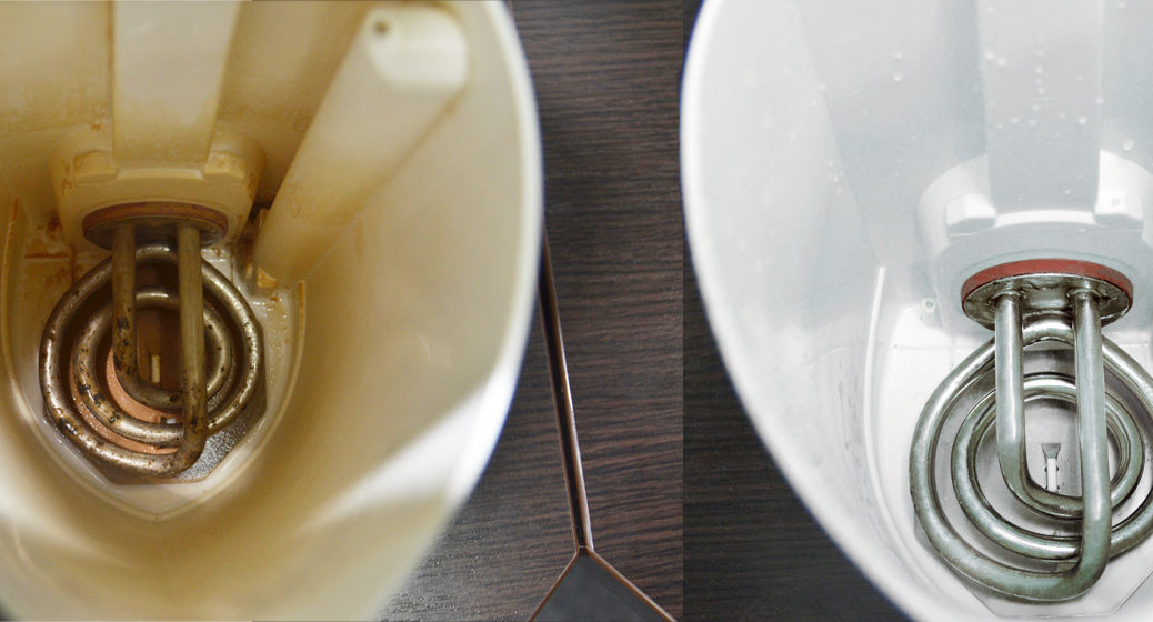Як очистити чайник від накипу в домашніх умовах