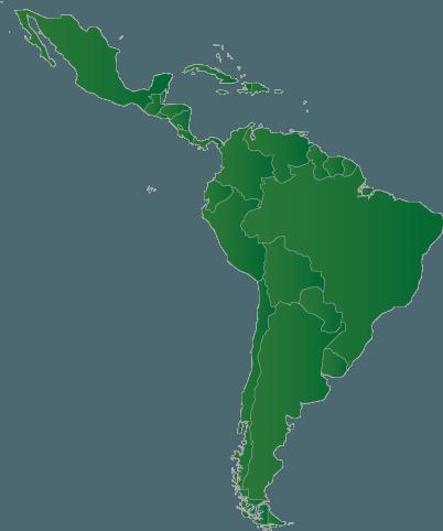Країни латинської америки та їх столиці