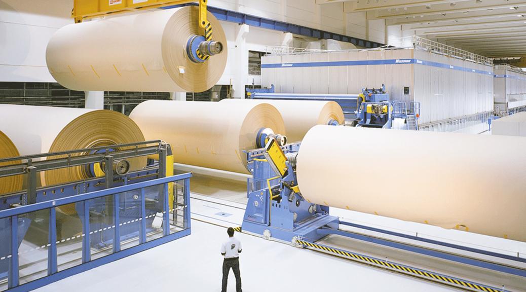 Як виготовляють папір