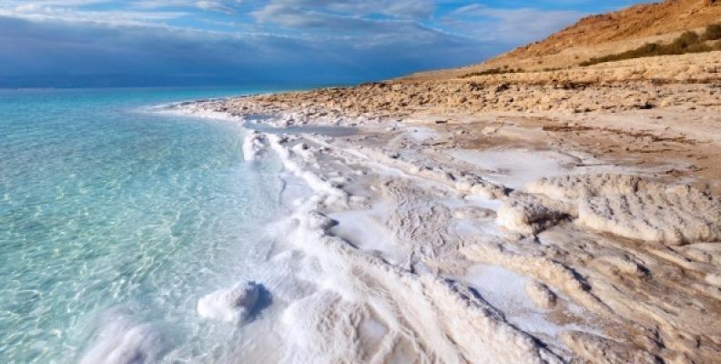 Чому морська вода солона