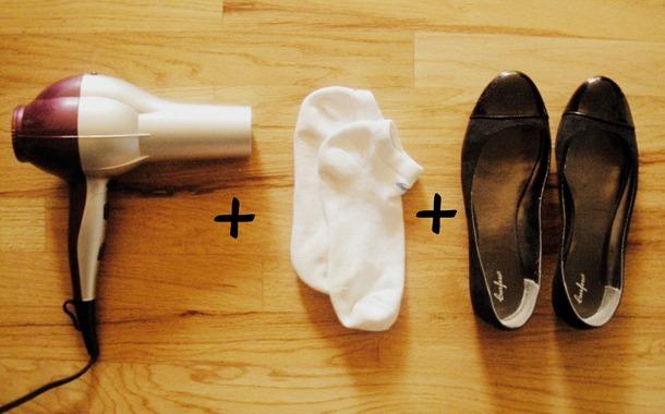 Як розтягнути взуття в домашніх умовах cfcae31be2809