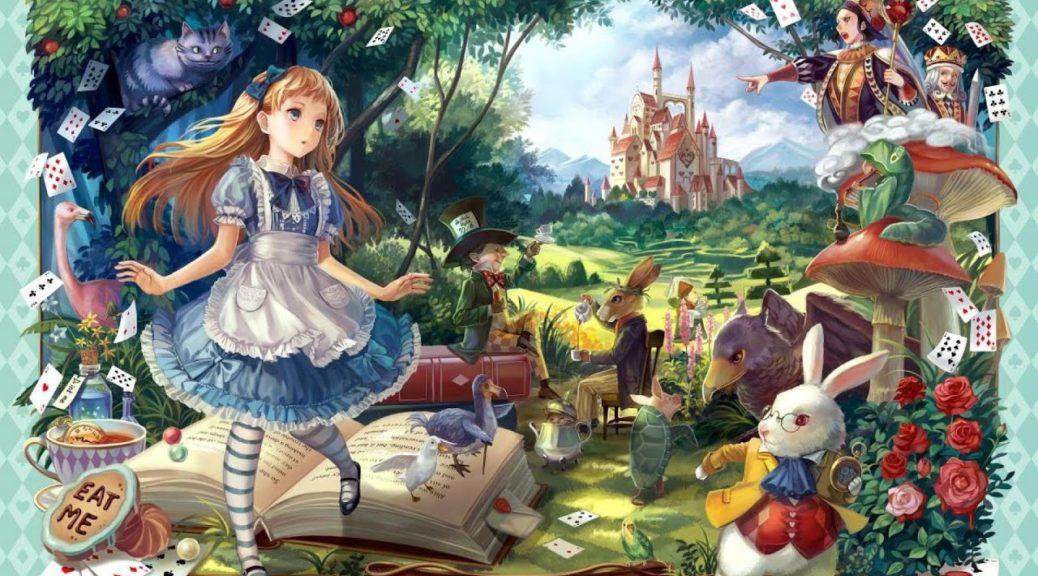 Аліса в країні чудес - читати скорочено