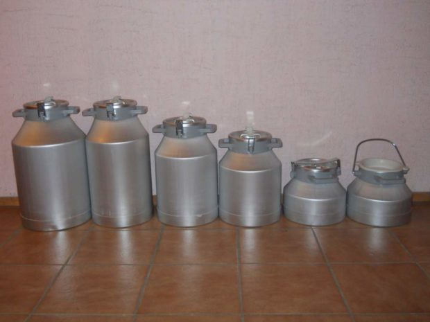 Як зберігти мед в металевій тарі