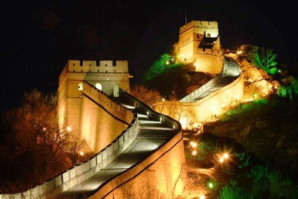 Велик Китайська стіна - цікаві факти