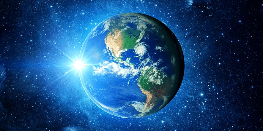Твір на тему Земля наш спільний дім