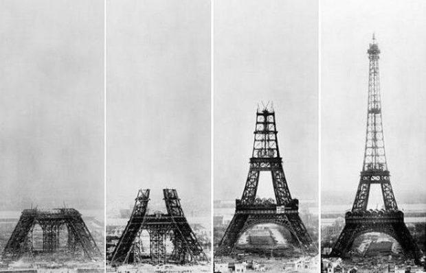 Цікаві факти про Ейфелеву вежу українською мовою