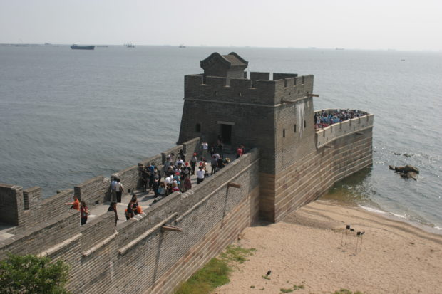 Цікавинки про Велику Китайську стіну