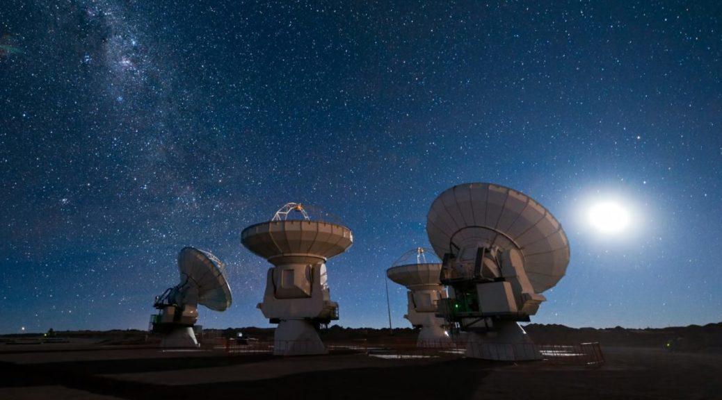 Цікаві факти про астрономію