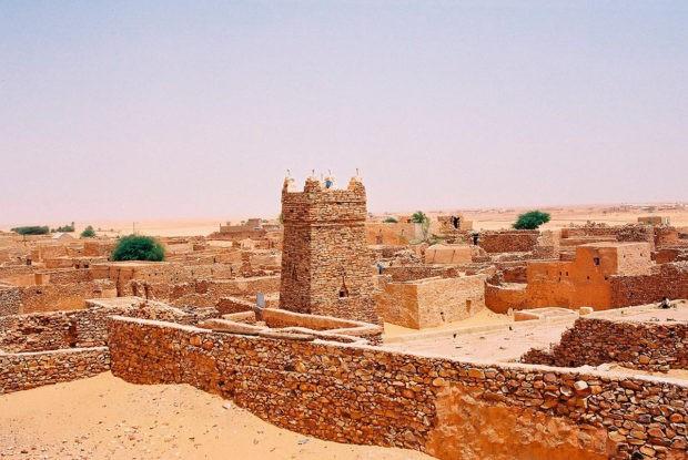Цікаві місця в Мавританії