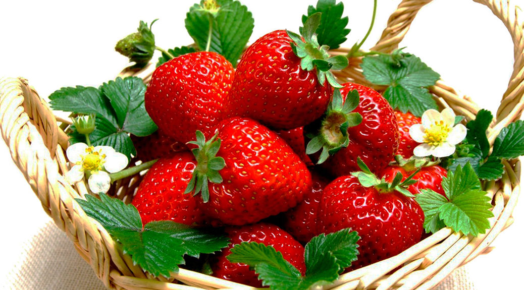 Загадки про полуницю на українській мові
