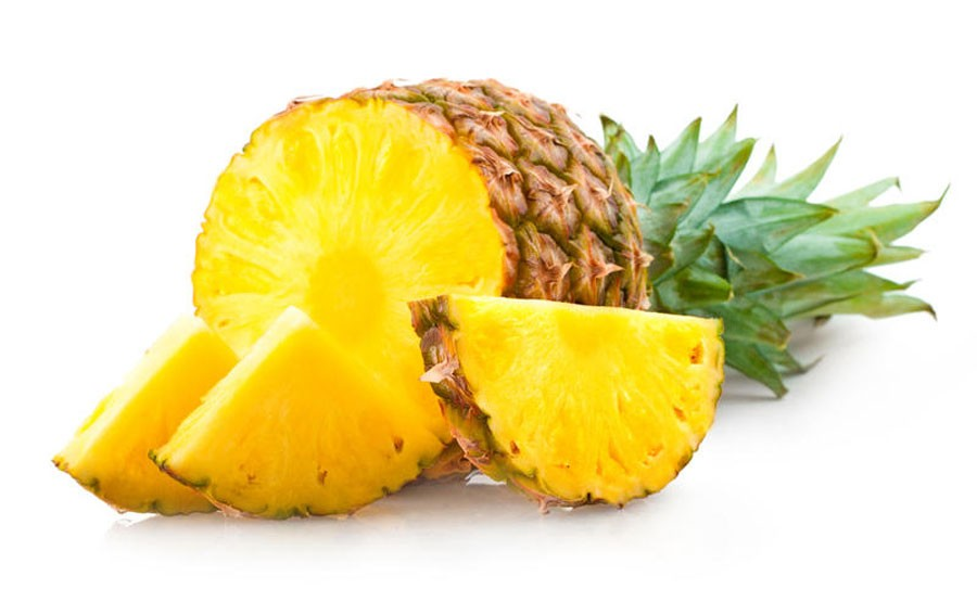 Загадка про ананас на українській мові