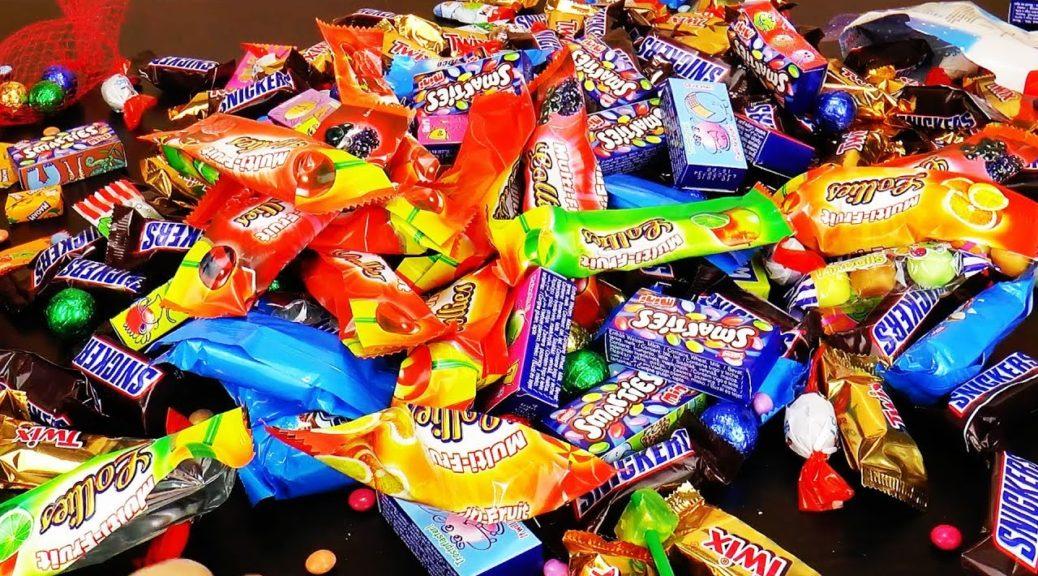 Загадки про цукерки на українській мові для дітей