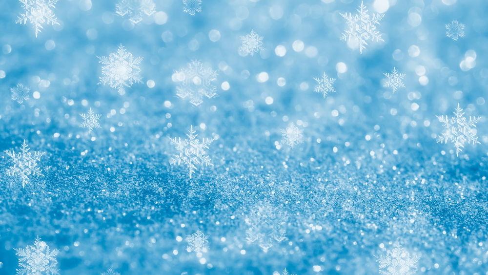 Загадки про сніжинки на українській мові для дітей